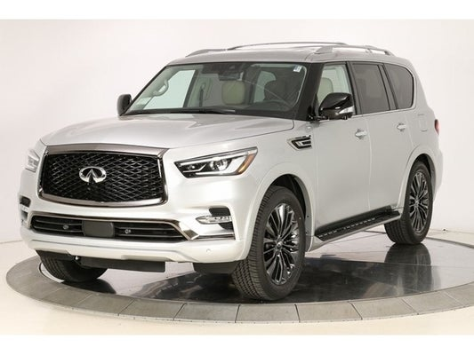 2021 infiniti qx80 luxe in knoxville, tn | knoxville