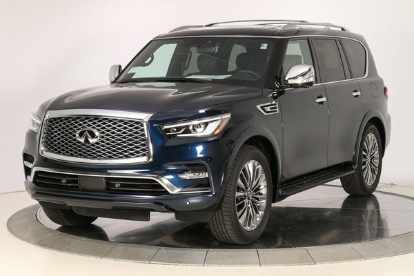 2021 infiniti qx80 sensory in knoxville, tn | knoxville