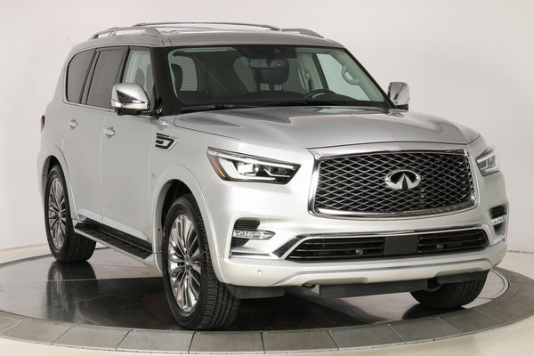 2019 Infiniti Qx80 Luxe In Knoxville Tn Knoxville Infiniti Qx80